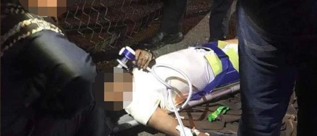 Λονδίνο: Αυτοκίνητο έπεσε πάνω σε πεζούς (εικόνες)