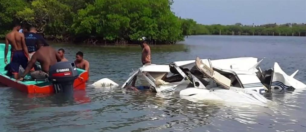 Νεκροί τουρίστες από συντριβή μικρού αεροσκάφους (βίντεο)