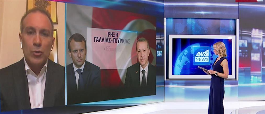 Φίλης: Η κόντρα Τουρκίας – Γαλλίας εξυπηρετεί και τους δύο ηγέτες (βίντεο)