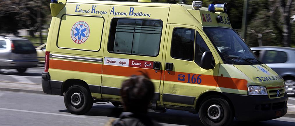 Ένα 10χρονο αγόρι καταπλακώθηκε από τέρμα στο Σοφικό Κορινθίας