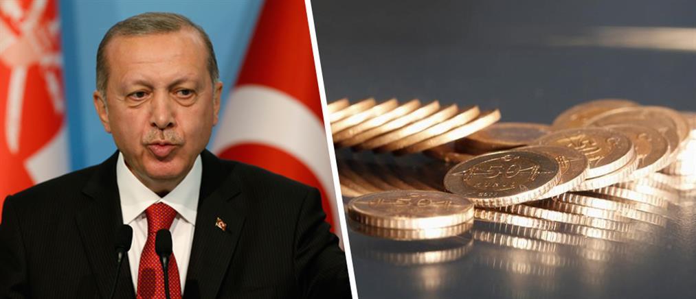 Ερντογάν: Ποια κρίση;