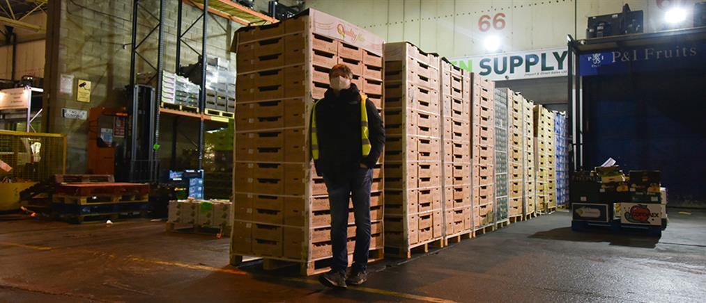 """Βόρεια Ιρλανδία: το Brexit """"τίναξε"""" την προμήθεια τροφίμων"""