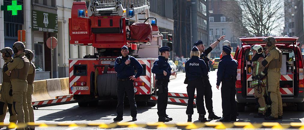 """Συναγερμός στις Βρυξέλλες: Τηλεφώνημα για βόμβα """"αναστάτωσε"""" την Κομισιόν"""
