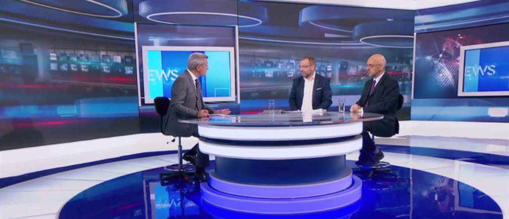 Χριστοφορίδης – Παπαδημητρίου στον ΑΝΤ1 για τις πρόωρες εκλογές