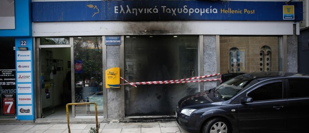 Εμπρηστικές επιθέσεις σε Γαλάτσι και Καισαριανή