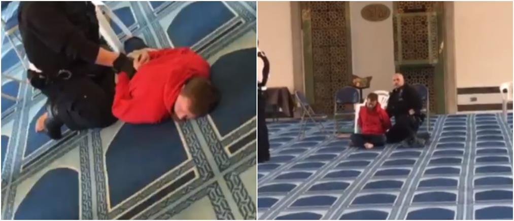 Επίθεση με μαχαίρι σε τέμενος στο Λονδίνο