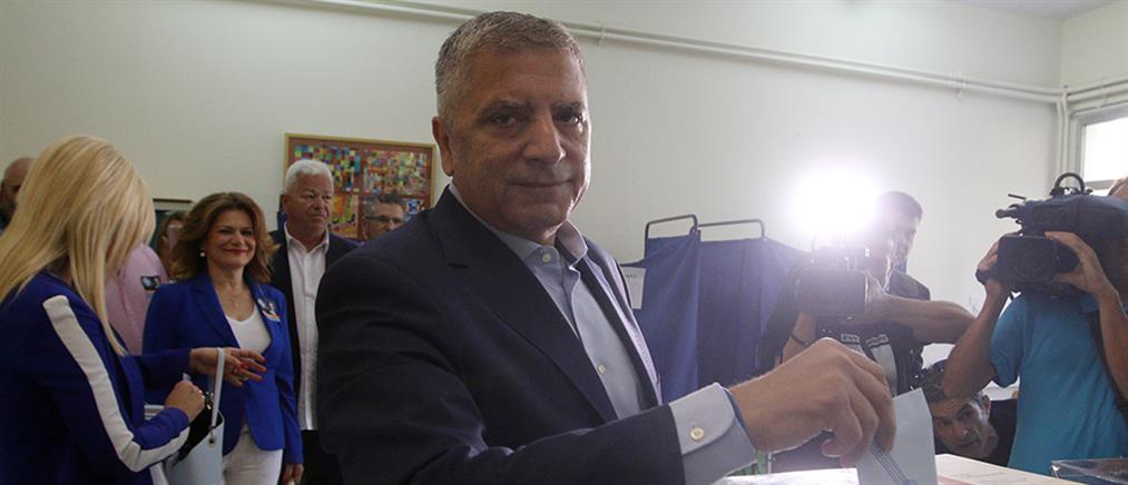Εκλογές 2019: ο Πατούλης καταγγέλλει ότι δεν δίνουν ψηφοδέλτια του σε εκλογικά τμήματα