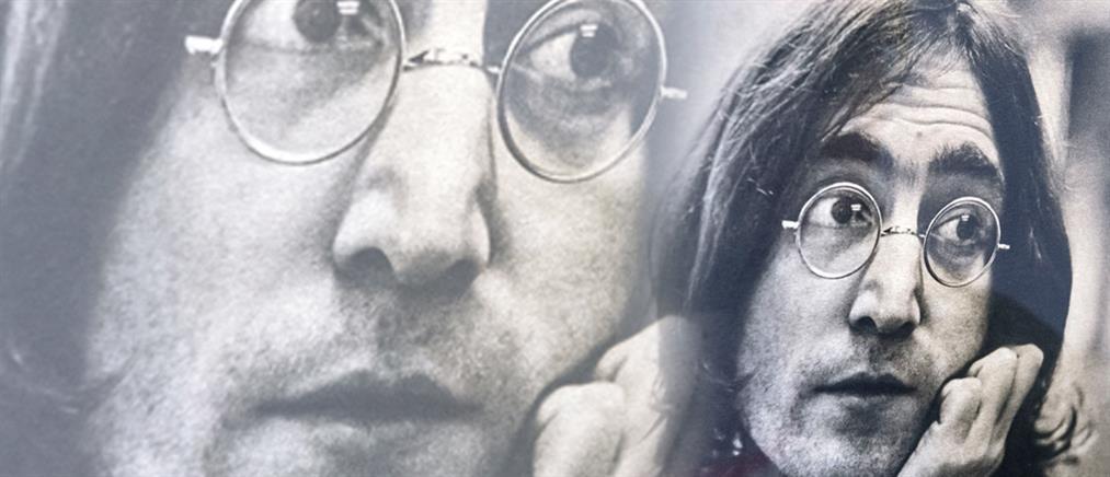 """45 χρόνια από την κυκλοφορία του """"Imagine"""" του Τζον Λένον (Βίντεο)"""