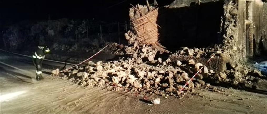 Σεισμική δόνηση ταρακούνησε την Σικελία