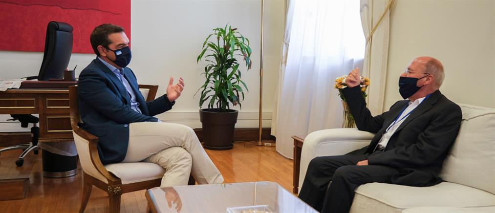 Τσίπρας: Ισχυρές κυρώσεις για να τερματιστεί η τουρκική επιθετικότητα
