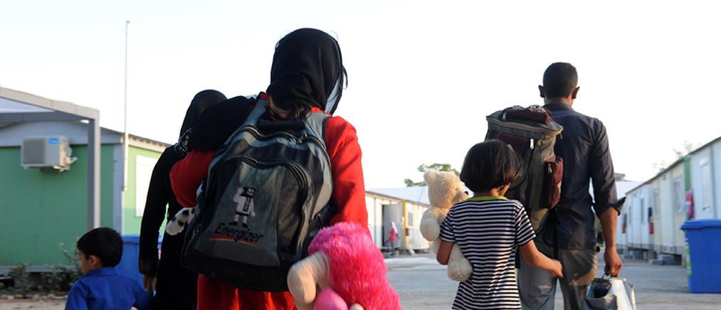 Επιχορήγηση 2,5 εκατ. ευρώ για τη φιλοξενία προσφύγων στον Ελαιώνα
