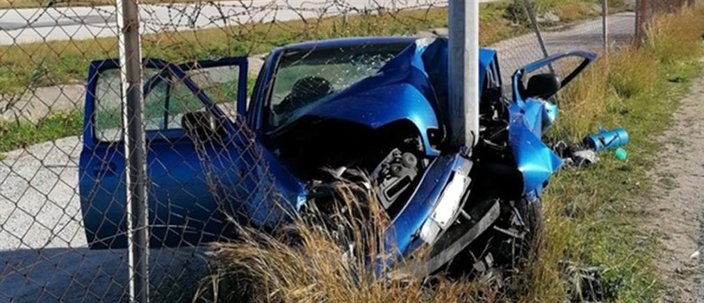 Τραγωδία στην άσφαλτο: Νεκρή η οδηγός, χαροπαλεύει η συνοδηγός (εικόνες)
