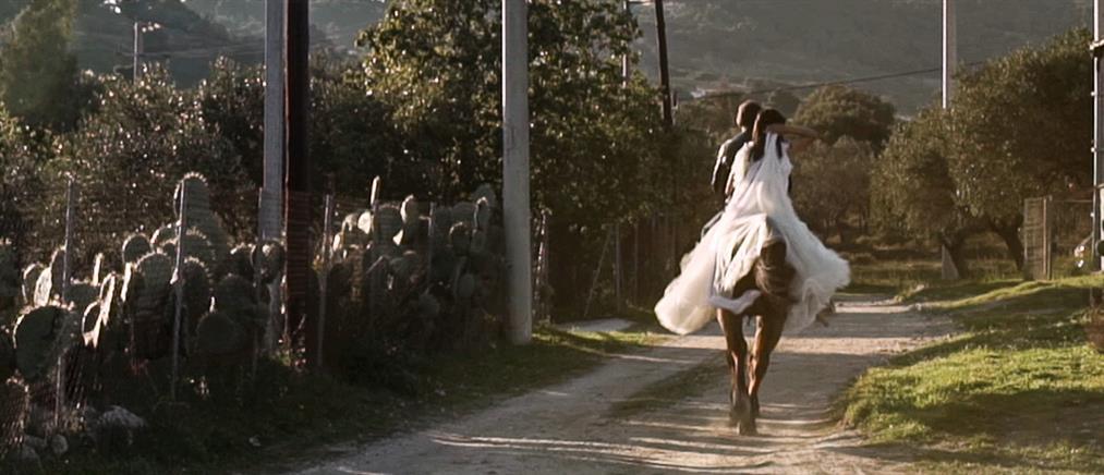 """""""Το Καφέ της Χαράς"""": η νύφη το 'σκασε (εικόνες)"""