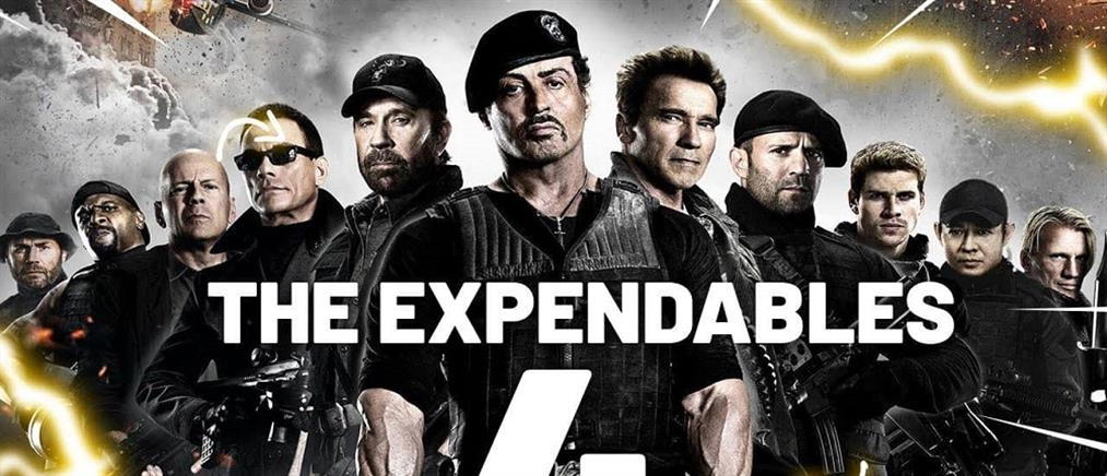 """Expendables 4"": φθάνουν στη Θεσσαλονίκη οι ""Αναλώσιμοι"""
