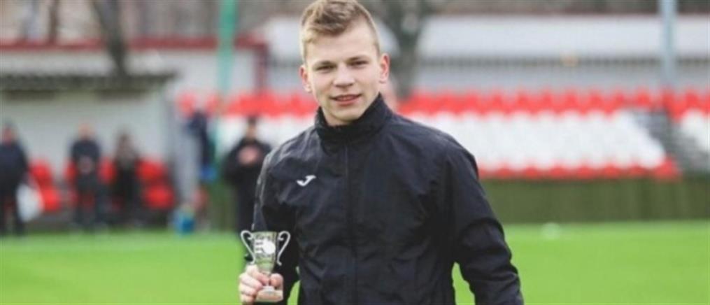 Ρώσος έφηβος τερματοφύλακας επέζησε από κεραυνό (βίντεο)