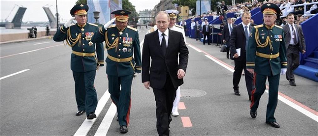 Ο Πούτιν διώχνει 755 Αμερικανούς διπλωμάτες από τη Ρωσία