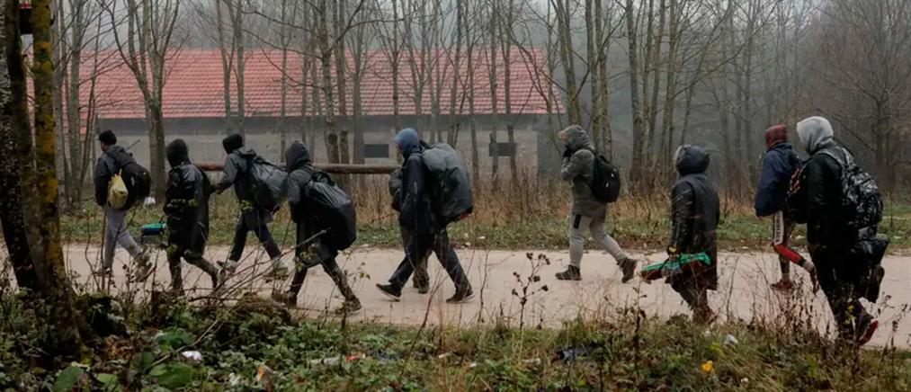 Κροατία: αστυνομικοί άνοιξαν πυρ εναντίον μεταναστών