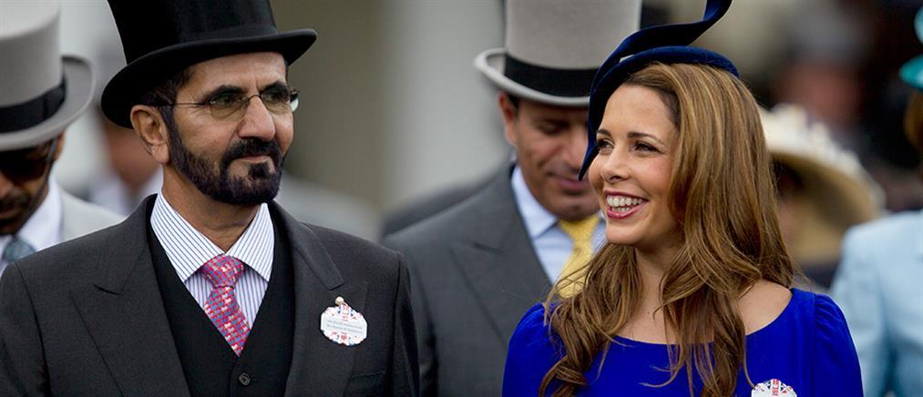 """Ανατροπή για την """"δαρμένη"""" πριγκίπισσα: Φήμες ότι ο Σεΐχης την έκανε """"τσακωτή"""" με τον σωματοφύλακα της"""