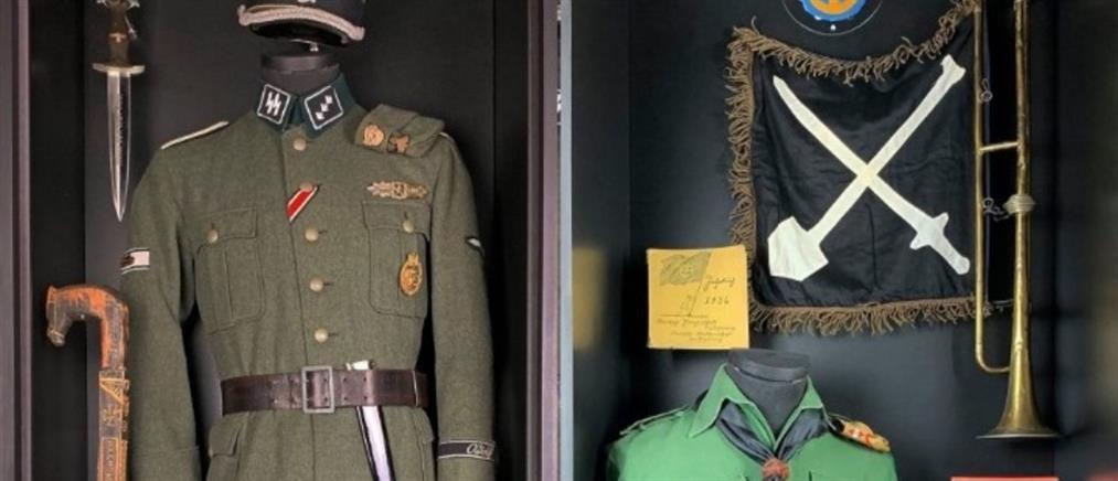 """""""Πονοκέφαλος"""" η κλοπή αντικειμένων των Ναζί από μουσεία"""