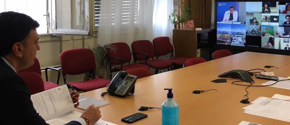 Κορονοϊός - Κικίλιας: Πρόσβαση σε όλους σε ένα ασφαλές εμβόλιο