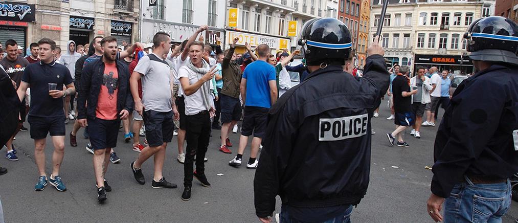 Euro 2016: Τραυματισμοί και συλλήψεις μετά από επεισόδια