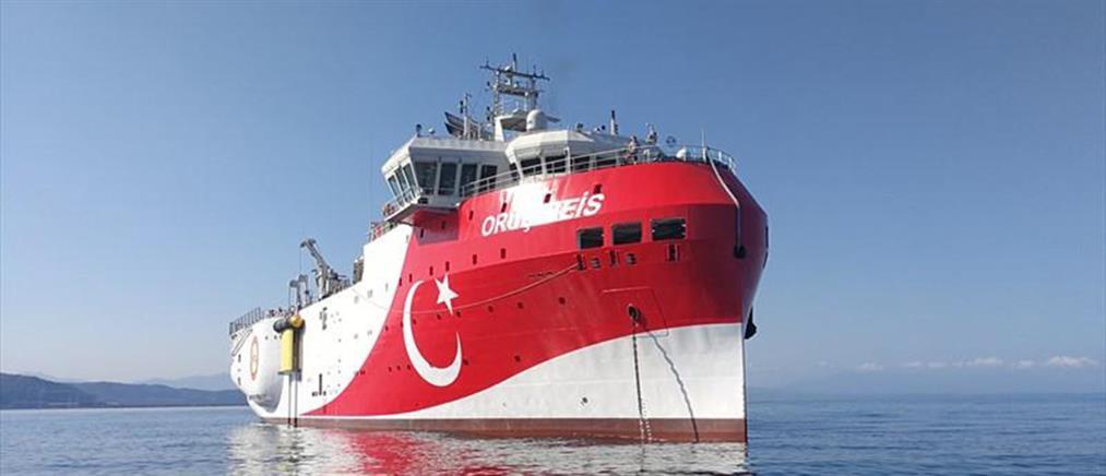 Oruc Reis: νέα Navtex από την Τουρκία μέχρι τον... Ιούνιο!