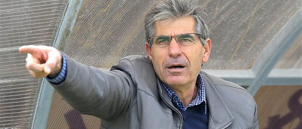 Ο Άγγελος Αναστασιάδης νέος προπονητής της εθνικής ομάδας