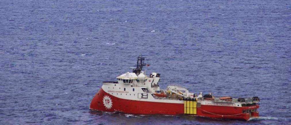 Σήμα κινδύνου εξέπεμψε συνοδευτικό σκάφος του «Μπαρμπαρός»