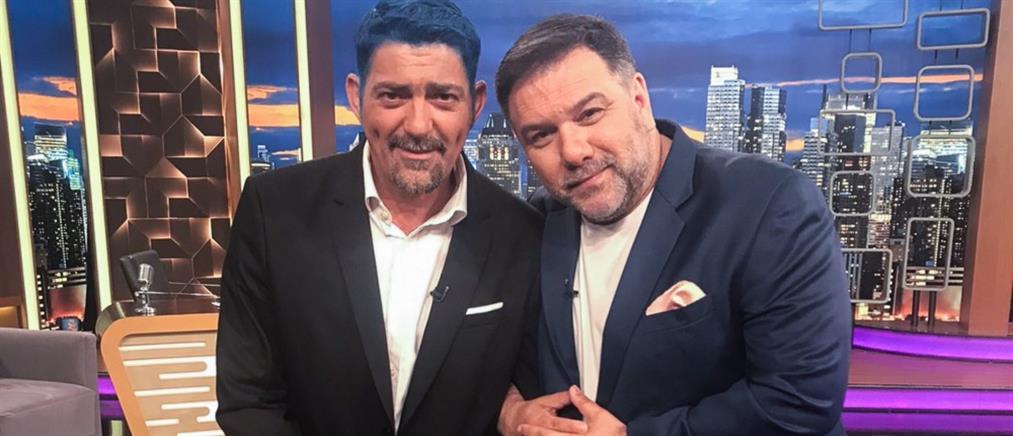 """Μιχάλης Ιατρόπουλος στο """"The 2Night Show"""": η """"Φάρμα"""", ο Τζώρτζογλου και η μετακόμιση στην Κρήτη (βίντεο)"""