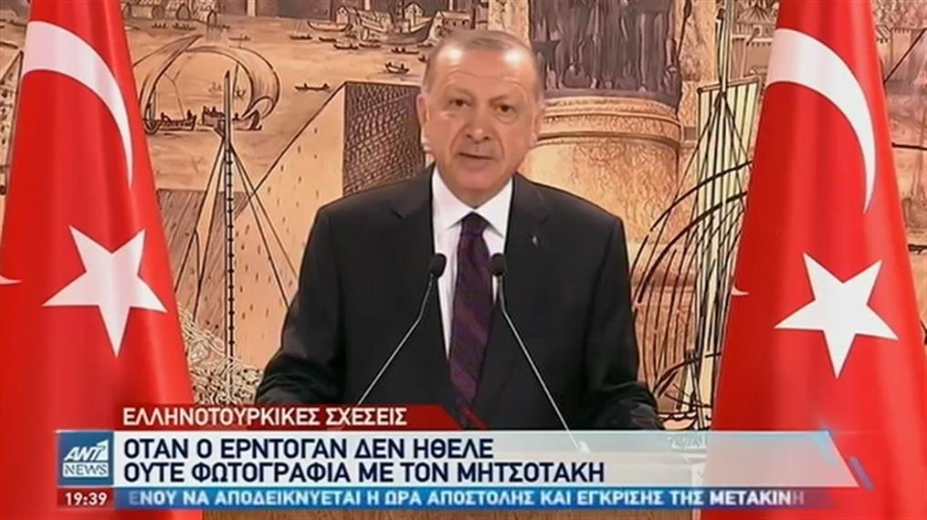 """Προκλήσεις και """"καλές διαθέσεις"""" από την Τουρκία"""