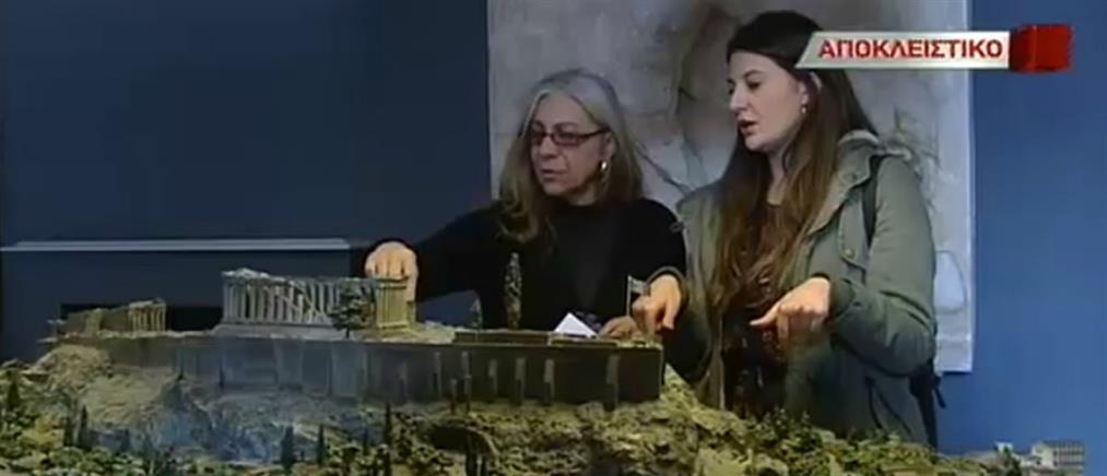 Αποκλειστικό: Η Ελένη Μπάνου στον ΑΝΤ1 για το αλεξικέραυνο στην Ακρόπολη (βίντεο)