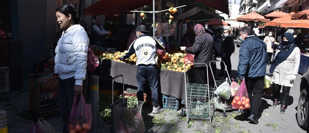 Παπαθανάσης για λαϊκές αγορές: οι παραγωγοί θα μπορούν να στέλνουν τα προϊόντα τους στα αστικά κέντρα