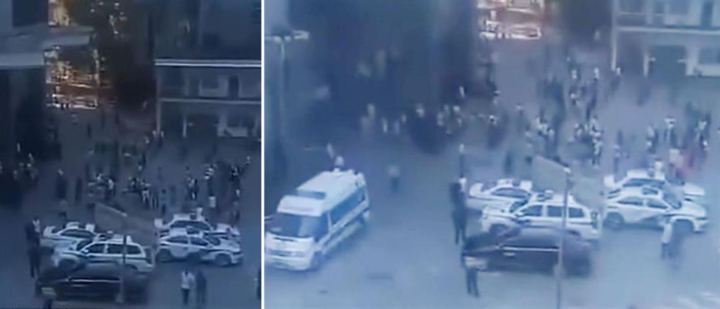 Δολοφονική επίθεση σε μαθητές (βίντεο)