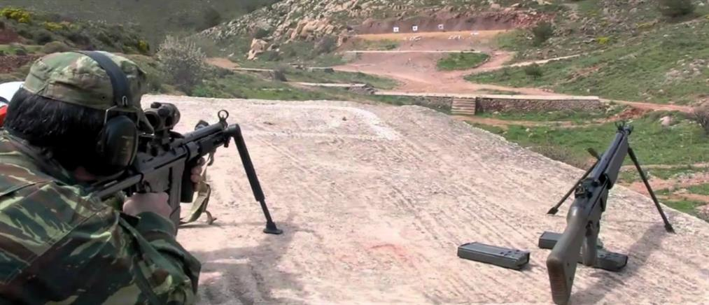 Αποκλειστικό ΑΝΤ1: Δόκιμος έκλεψε στρατιωτικό τυφέκιο από Φυλάκιο στο Καστελόριζο