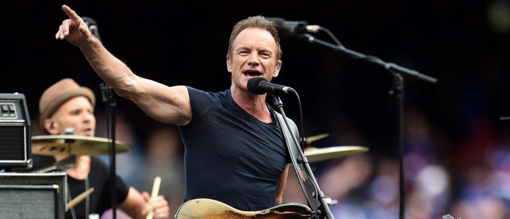 Ξεκίνησε η προπώληση εισιτηρίων για τις συναυλίες του Sting στο Ηρώδειο