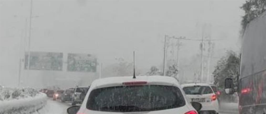 """""""Ζηνοβία"""": Ουρές χιλιομέτρων στη Μαλακάσα (εικόνες)"""