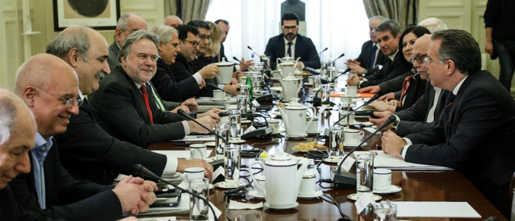"""Τα """"αγκάθια"""" της συνεδρίασης του Εθνικού Συμβουλίου Εξωτερικής Πολιτικής"""
