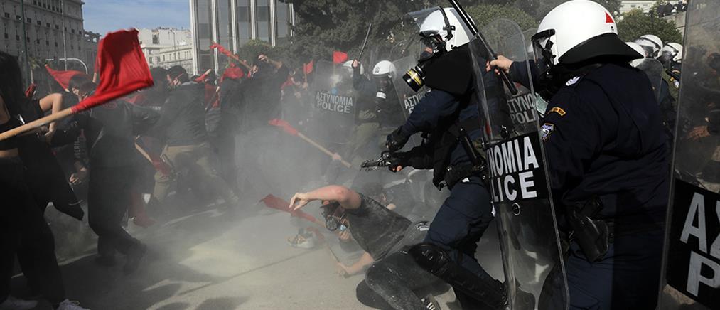 Πανεκπαιδευτικό συλλαλητήριο: Ποινική δίωξη σε βάρος των συλληφθέντων (βίντεο)