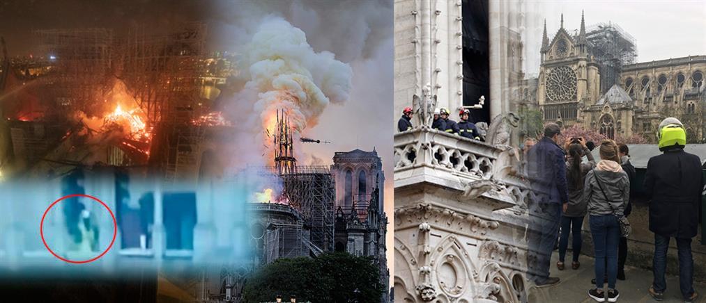 Θρήνος και ερωτήματα για την καταστροφή της Παναγίας των Παρισίων