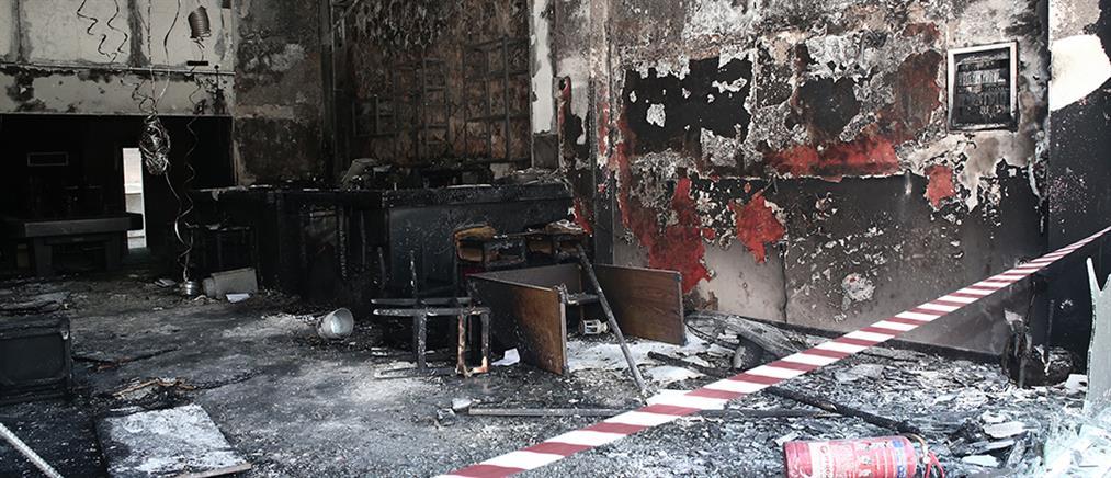 Συναγερμός για φωτιά σε κατάστημα στον Πειραιά