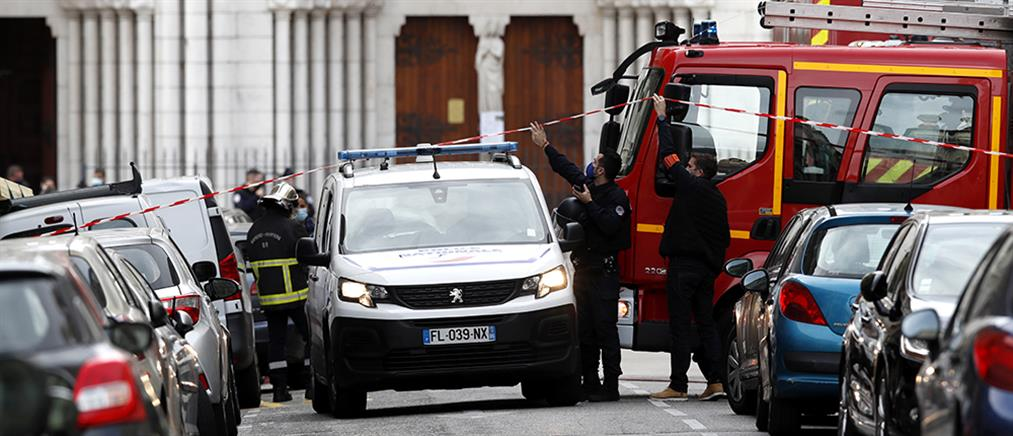 Φρίκη στη Γαλλία: Αποκεφαλισμός γυναίκας σε εκκλησία (βίντεο)
