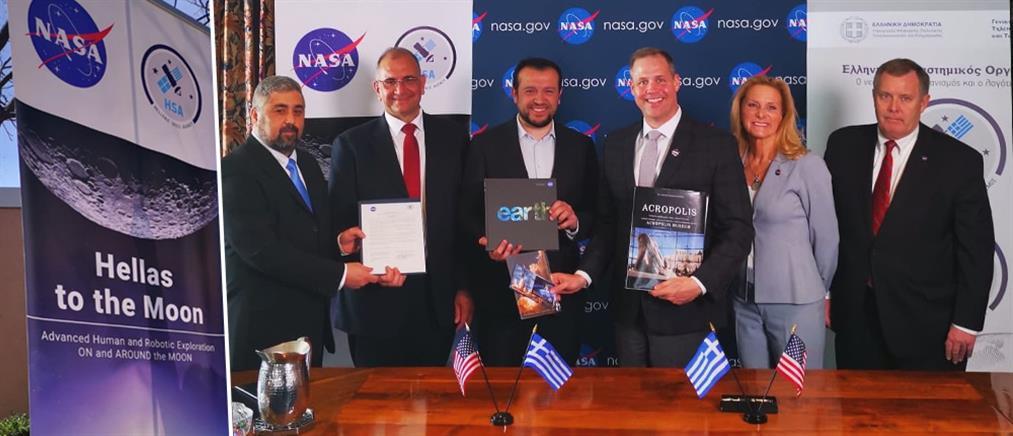 Παππάς: η Ελλάδα θα πατήσει στη Σελήνη με δικό της όχημα
