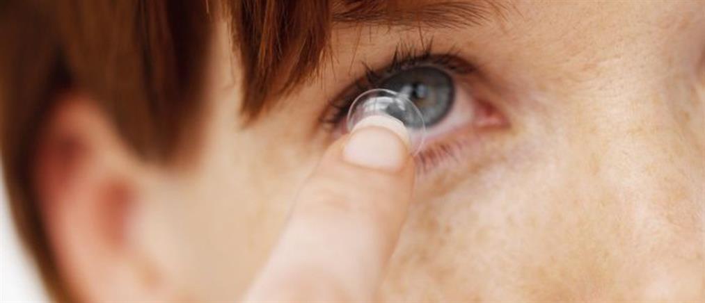 Απειλή για την όραση των εφήβων η λανθασμένη χρήση των φακών επαφής