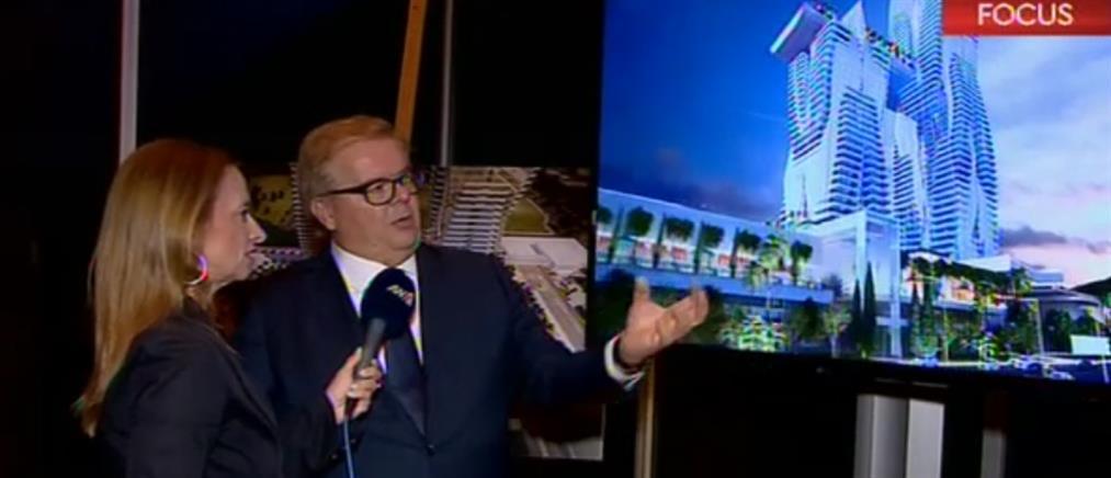 Η πρόταση της Mohegan για την επένδυση στο Ελληνικό (βίντεο)