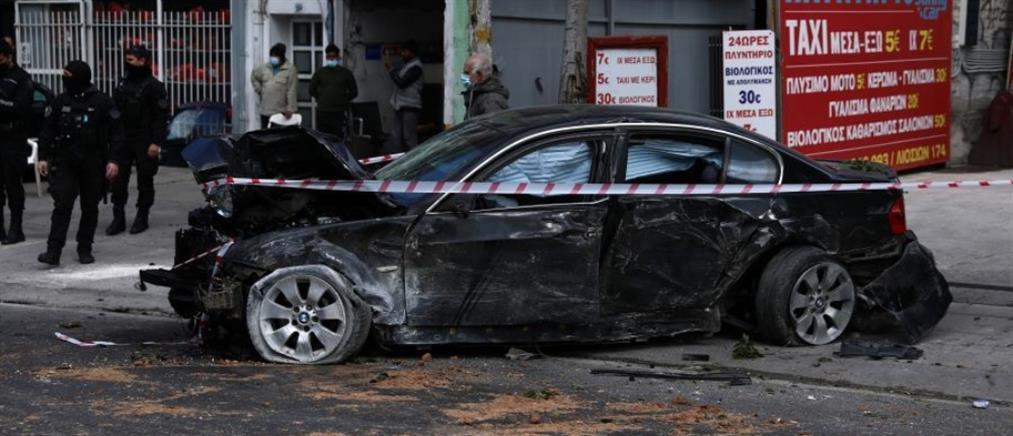 Καταδίωξη στην Λιοσίων: Η ανακοίνωση της Αστυνομίας