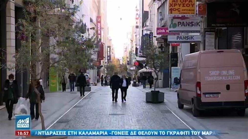 Κορονοϊός: Μονόδρομος η παράταση του lockdown