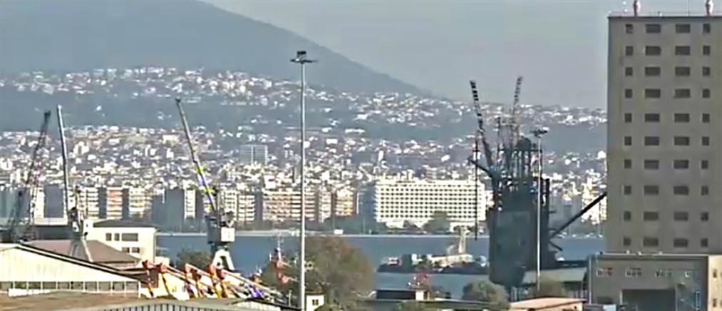 Απολογούνται οι κατηγορούμενοι για τις μίζες στο λιμάνι της Θεσσαλονίκης