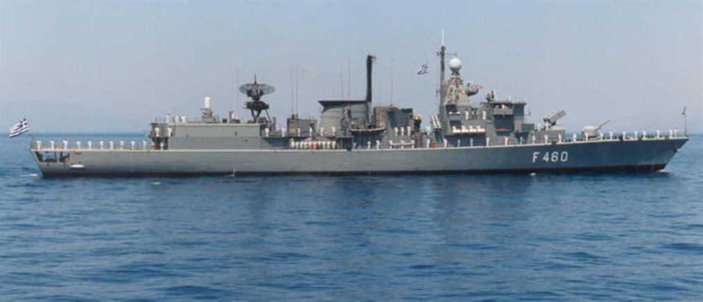 Κορονοϊός - Πολεμικό Ναυτικό: Κρούσματα σε φρεγάτα