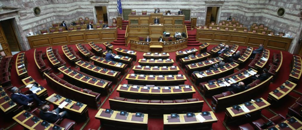 Προϋπολογισμός 2021: Σφοδρή αντιπαράθεση Κυβέρνησης-Αντιπολίτευσης
