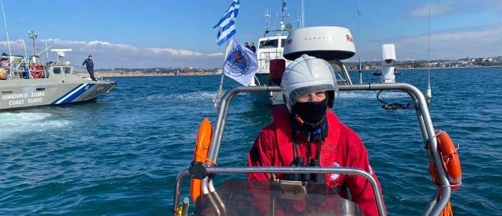 Αγνοούμενος ψαράς από τη Χαλκιδική βρέθηκε στη… Λάρισα (εικόνες)